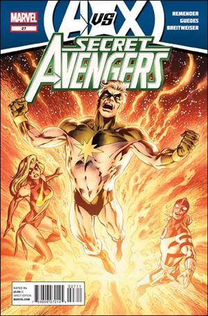 Secret Avengers (2010) 27-A