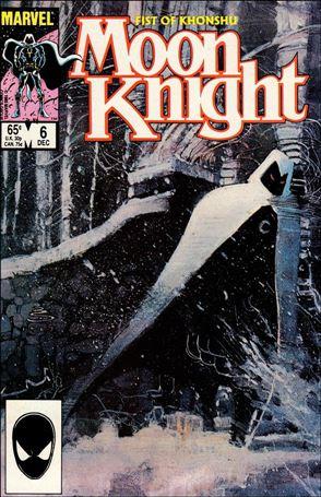 Moon Knight (1985) 6-A