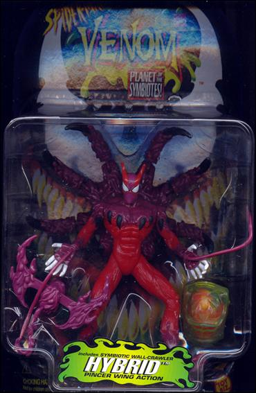Venom: Planet of the Symbiotes Hybrid (Red) by Toy Biz
