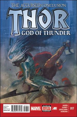 Thor: God of Thunder 17-A