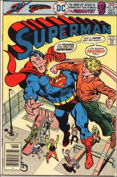Superman (1939) 304-A by DC