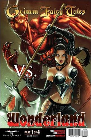 Grimm Fairy Tales Vs. Wonderland 1-D