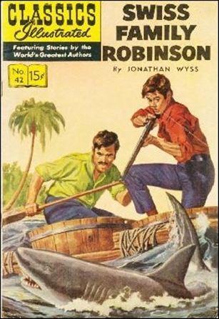 Classic Comics/Classics Illustrated 42-B