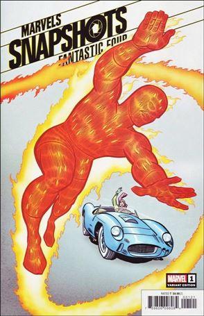 Fantastic Four: Marvels Snapshot 1-C
