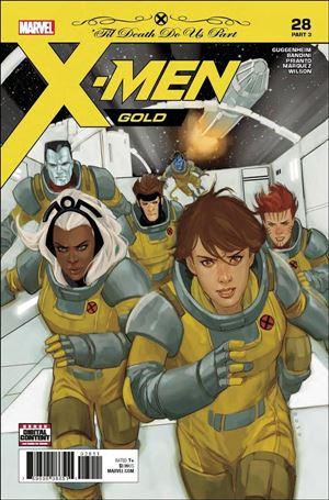 X-Men: Gold 28-A