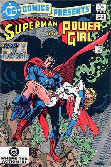DC Comics Presents (1978) 56-A by DC