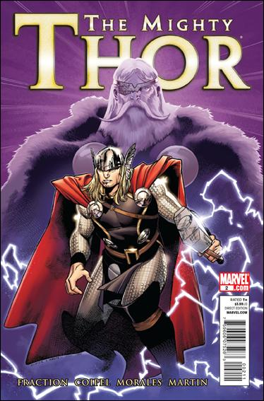 Mighty Thor 2-A by Marvel