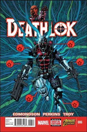 Deathlok (2014) 6-A