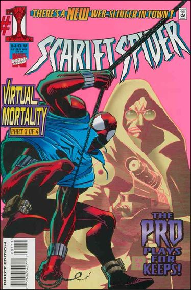 Scarlet Spider (1995) 1-A by Marvel