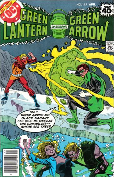 Green Lantern (1960) 115-A by DC