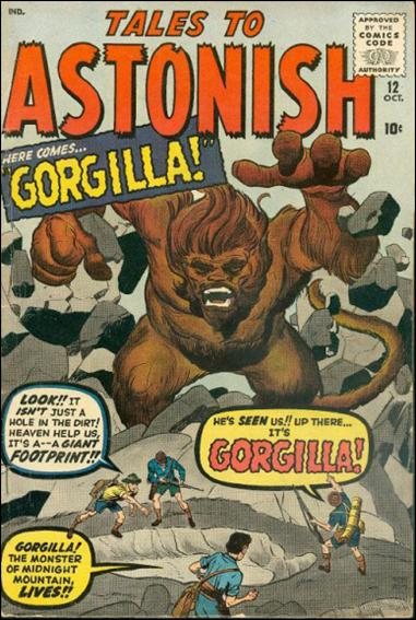 Tales to Astonish (1959) 12-A by Marvel