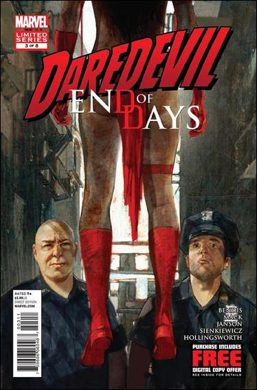 Daredevil: End of Days 3-A by Marvel