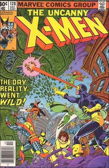 X-Men (1963) 128-A by Marvel
