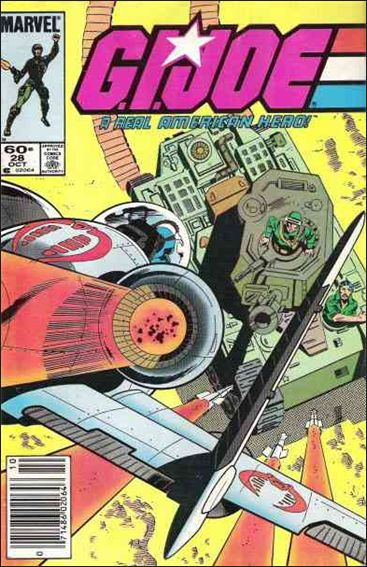 G.I. Joe: A Real American Hero 28-A by IDW