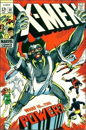 X-Men (1963) 56-A