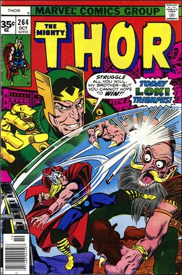 Thor (1966) 264-B by Marvel