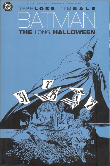 Batman: The Long Halloween 1-E by DC
