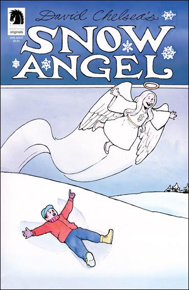 Snow Angel nn-A by Dark Horse