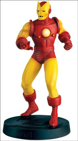 Marvel Fact Files Classic Special Iron Man