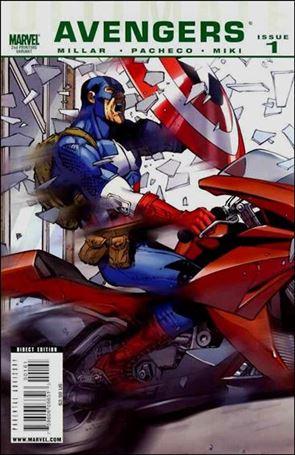Ultimate Avengers 1-D