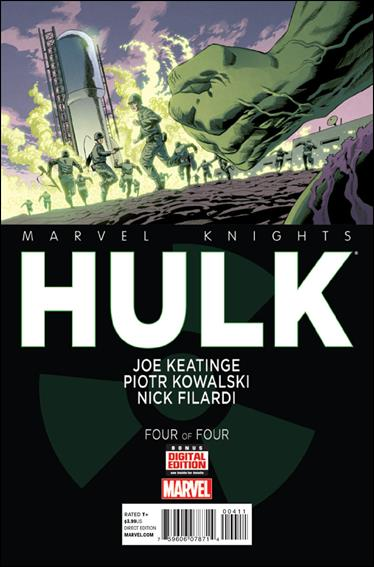 Marvel Knights: Hulk 4-A by Marvel