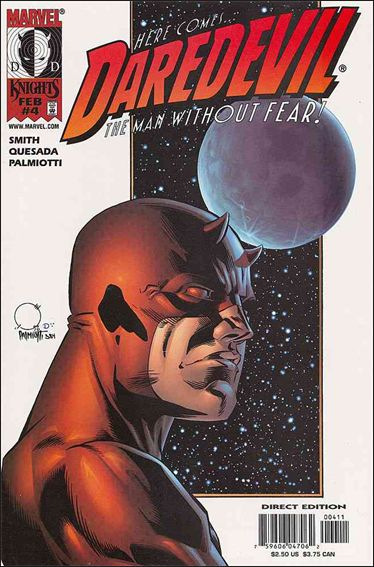 Daredevil (1998) 4-A by Marvel
