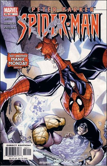 Peter Parker: Spider-Man 52-A by Marvel