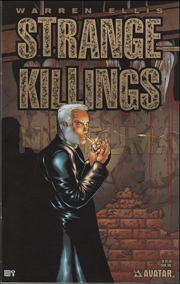Strange Killings 1-A by Avatar Press