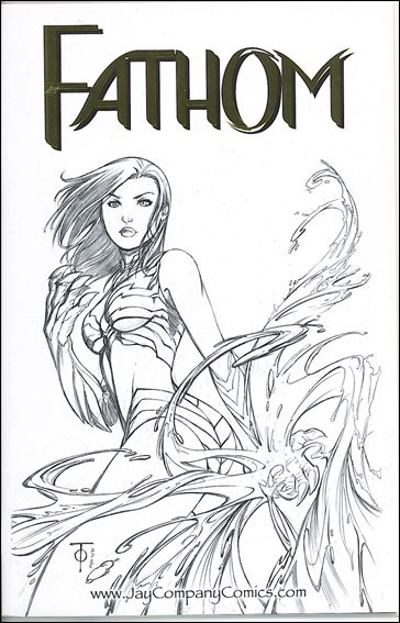 Fathom (1998) 3-D by Top Cow