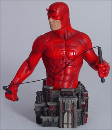Marvel Universe Mini-Busts Daredevil 1/7500 by Diamond Select