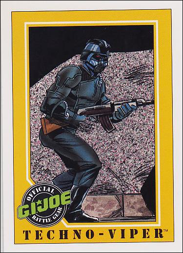 G.I. Joe (Base Set) 76-A by Impel