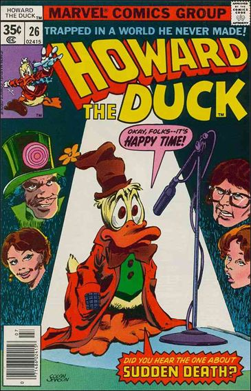 Howard the Duck (1976) 26-A by Marvel