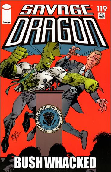 Savage Dragon (1993) 119-A by Image