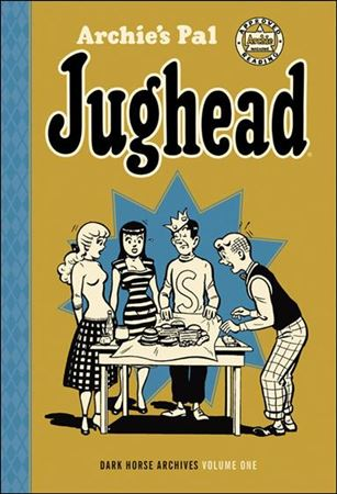 Archie's Pal Jughead 1-A
