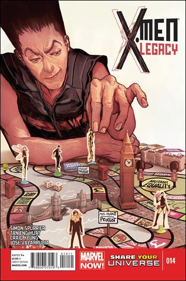 X-Men Legacy (2013) 14-A by Marvel