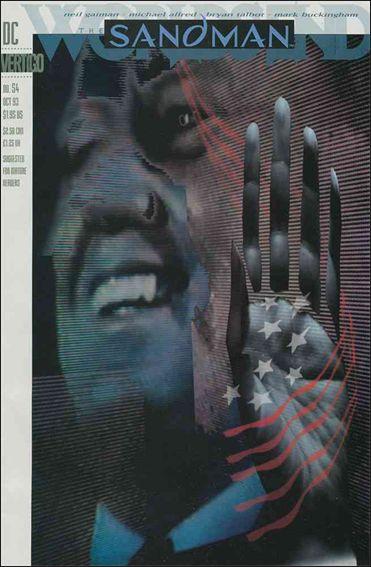 Sandman (1989) 54-A by Vertigo