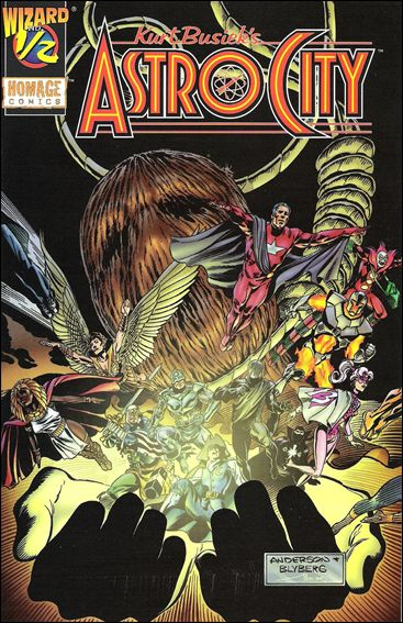 Kurt Busiek's Astro City (1996) 1/2-A by Homage Comics