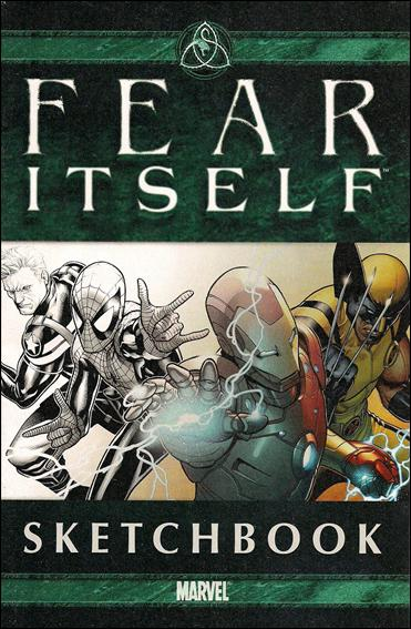 Fear Itself Sketchbook 1-A by Marvel