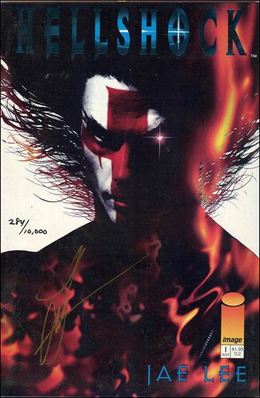 Hellshock (1994) 1-B by Image