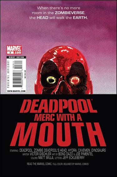 Deadpool: Merc with a Mouth 3-A by Marvel