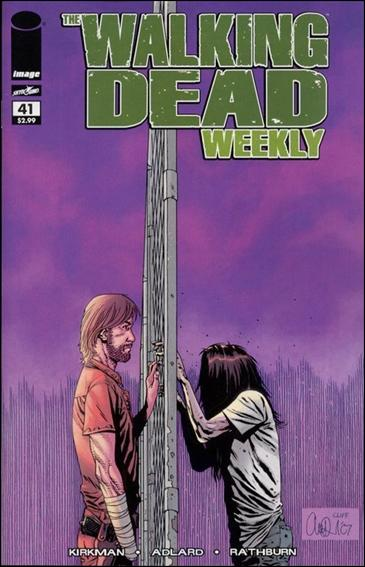 Walking Dead Weekly 41-A by Image