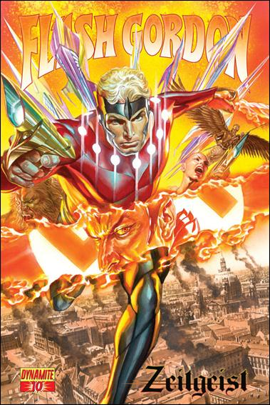 Flash Gordon: Zeitgeist 10-A by Dynamite Entertainment