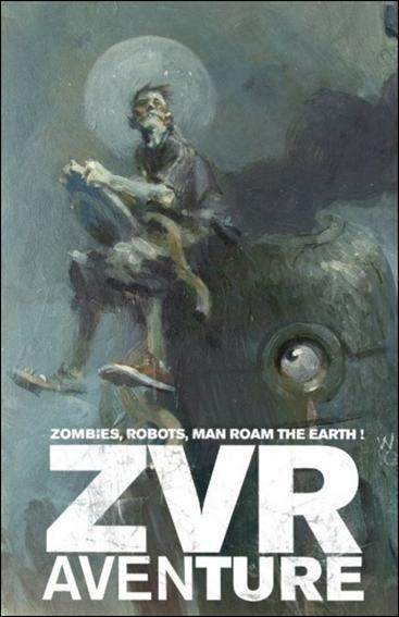 Zombies vs Robots Aventure 2-B by IDW