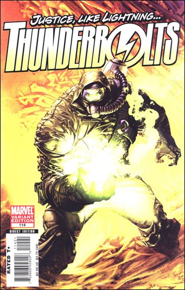 Thunderbolts (1997) 114-B by Marvel