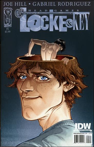 Locke &amp; Key: Head Games 5-A by IDW