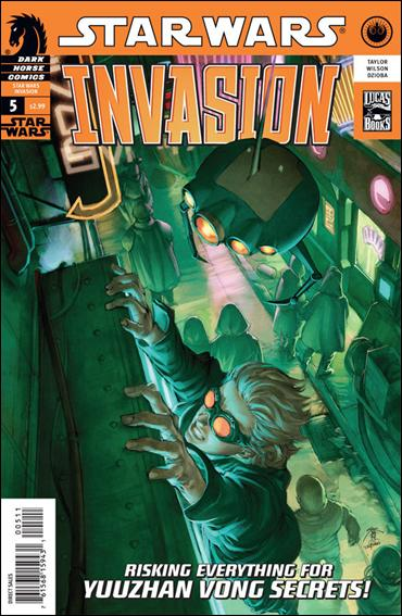 Star Wars: Invasion 5-A by Dark Horse