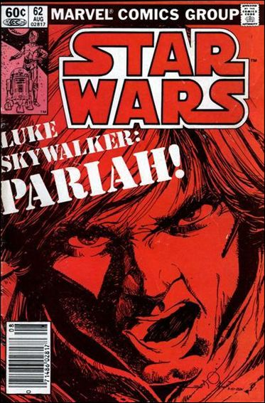 Star Wars (1977) 62-A by Marvel
