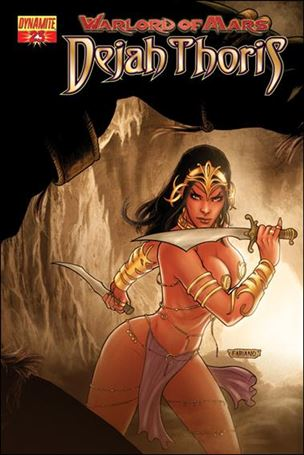 Warlord of Mars: Dejah Thoris 23-B