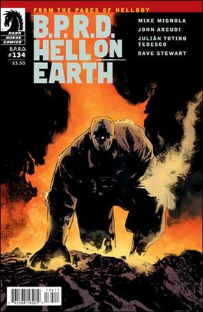 B.P.R.D. Hell on Earth (2012) 134-A