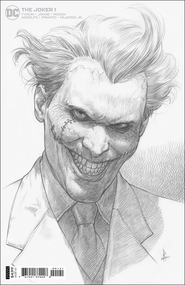 Joker (2021) 1-F by DC